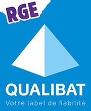 Entreprise Certifiée Qualibat RGE
