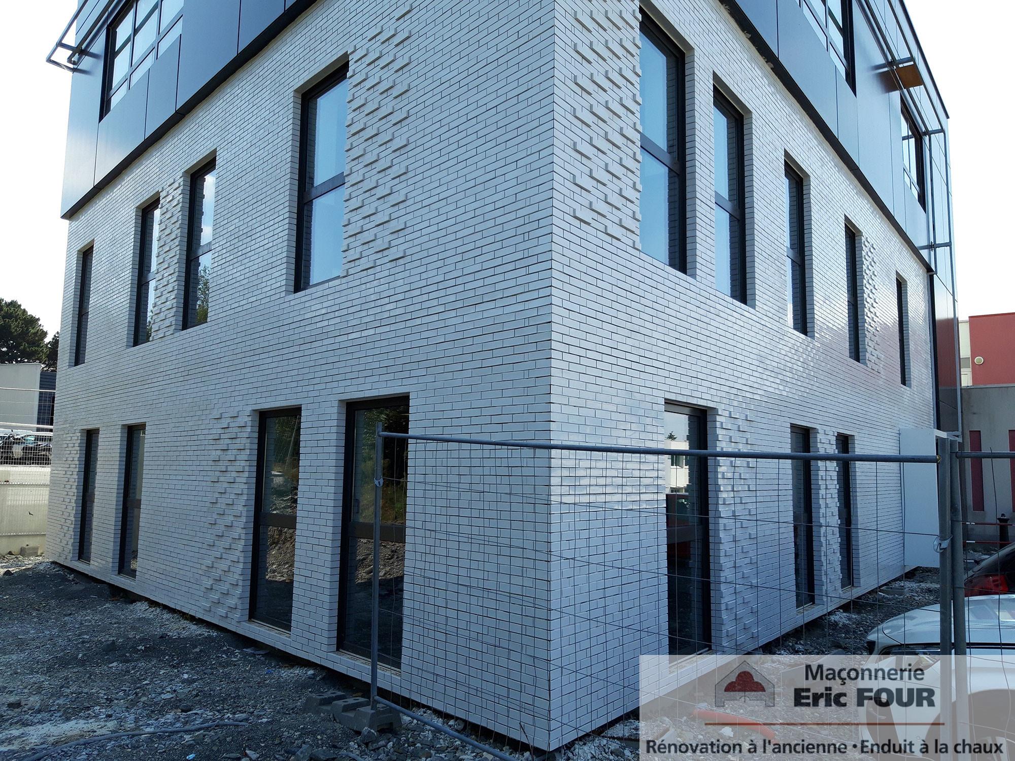 SCI Dedale Lorient - Bureau Architectes