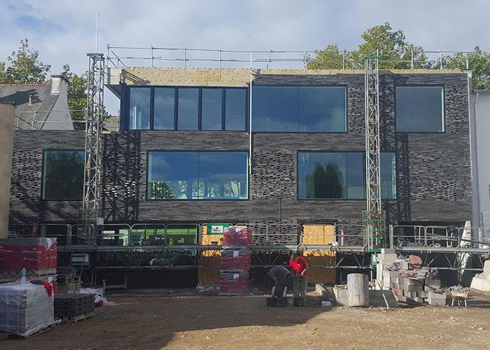 Bureau Architectes Dédale à Lorient